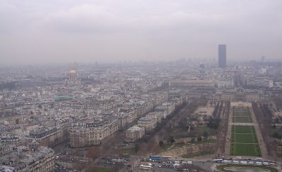 pollution des villes en France