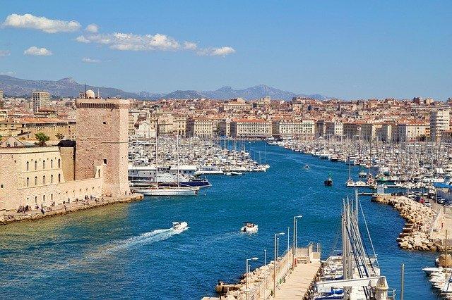 pollution Marseille