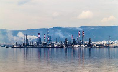 exploitation de gaz naturel