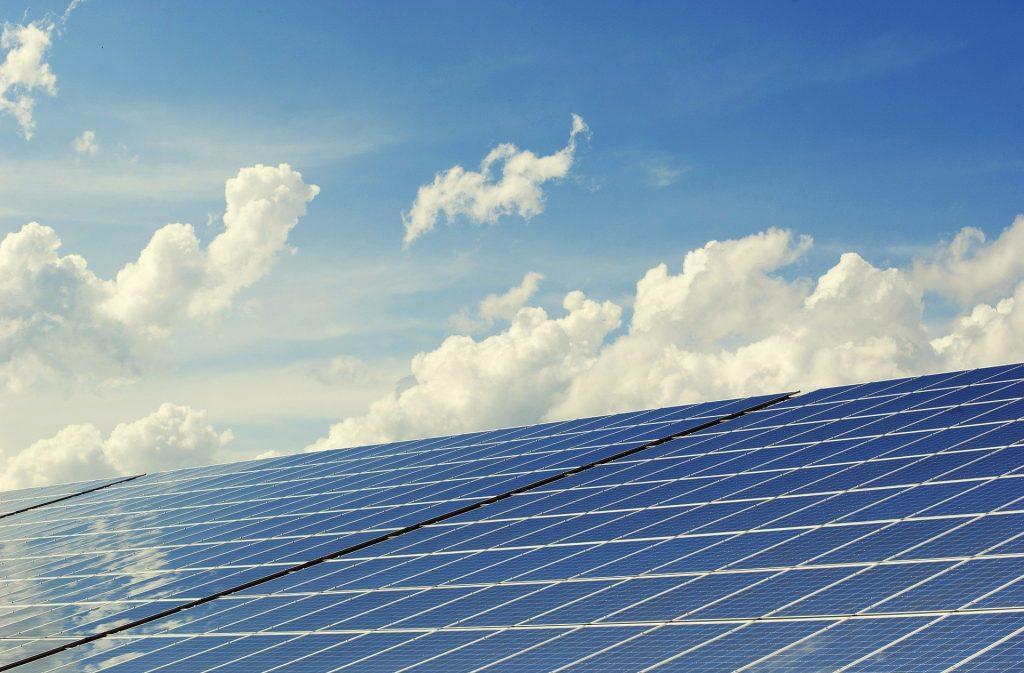 fonctionnement panneau photovoltaïque