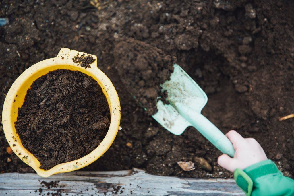 faire du compost avec mes déchets